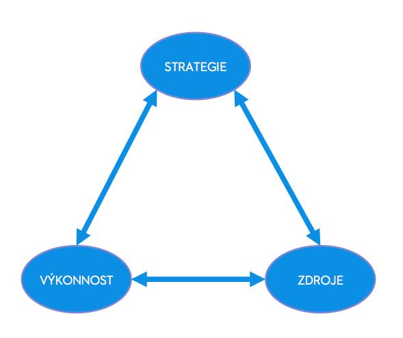 Strategie - výkonnost - zdroje